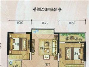 水岸瑞城3室 2厅 1卫65万元