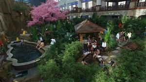 浴龙谷温泉度假区,