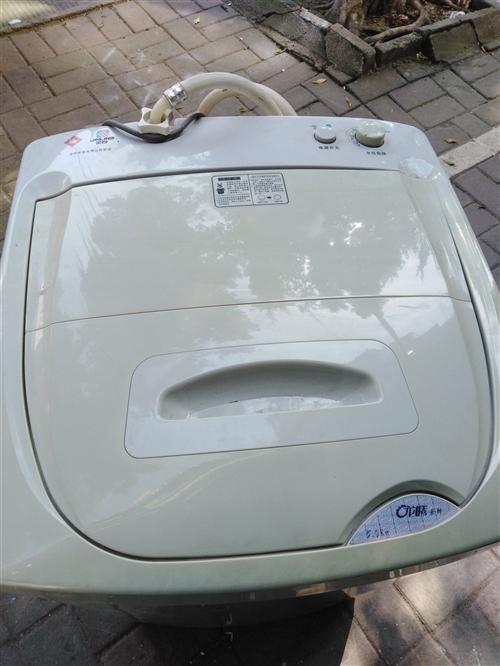出售9成新金羚洗衣机一台5.5公斤