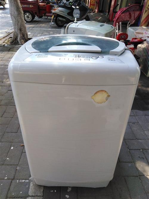 出售9成新洗衣机,7公斤容量