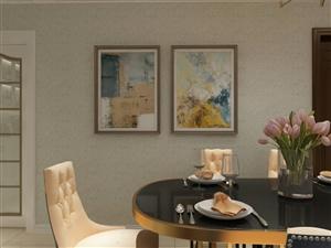 空间美贝壳粉艺术壁材