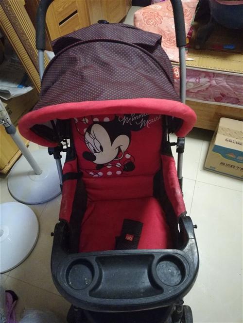 好孩子大品牌童车,质量很不错,小宝现在1岁半了不做了,闲置在那,给钱就买