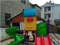 幼儿园滑滑梯、桌椅、玩具木马低价转让 13767836858