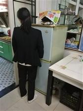 �L�XBCD186冰箱,高1.5米,��60厘米,厚度60厘米,�m合窄小地方存放�|西,上��槔�鍪遥�下��...
