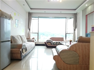 滨江国际旁全江景+大落地窗,可做四室