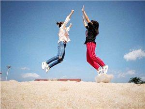 【玻璃居作品】青春的跳跃