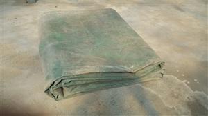 帆布蓬,6.6×5米。