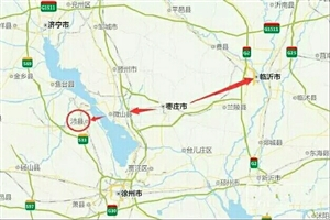 好消息!最新规划!沛县或将新增一条通往山东的铁路线!