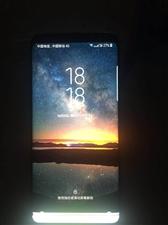 出售三星s8,9成新,4g+128全网通,内屏有点小问题不影响任何使用。赠送无线充电器,诚心要可以私...