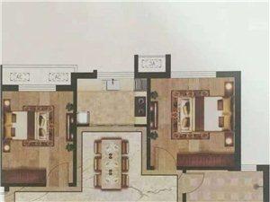 金地明都3室 2厅 2卫85万元
