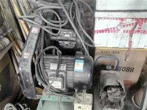 求购7-9成新的7.5kw 空压机,,,,风炮,或者全套设备和工具,,价格便宜的来电联系,,,当宝勿...