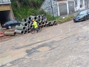 河坝梁路段开车骑车要特别注意安全
