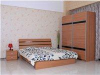 求购二手床  衣柜 书桌  两套 谢谢。单独的也要。便宜的那种,不要贵的,凑合用,不讲究款式,干净就...