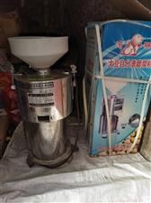 处理沧狮牌大豆自分渣磨浆机一台,九成新,买了没怎么用,现搬家腾地方处理