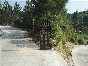 良田嶂上村徒步至茅坳