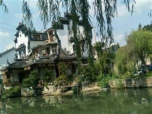 上有天堂下有苏杭,自建小别墅江景房就是漂亮