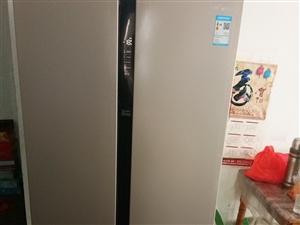 美的双开门智能524升电冰箱,买了几个月,因工作地方调动,所以把它卖掉。原价2899元。有意者致电谈...