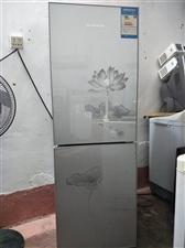 金帅冰箱168升,万福二手家电专卖,专业上门维修回收,空调,冰箱,洗衣机,电动车,空气能热水器等电器...