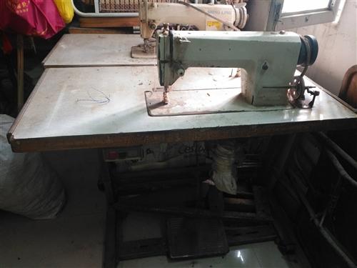 出售二手brother兄弟正牌縫紉機 。6成新 是插線機,共7臺機器還有單獨縫紉機頭出售,可面議、面...