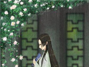 浅秋,微凉,独倚轩窗,看一片落叶渲染了秋色,看一季落花唯美了流年。