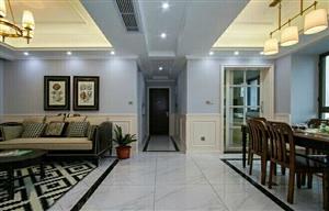 家装流行趋势,电视上墙,暖气入地,空调隐藏