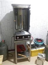 出售烤肉拌饭机,燃气的,价格600不讲,另学技术1500