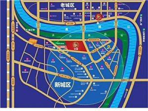 苍溪县新城商业街门面出售