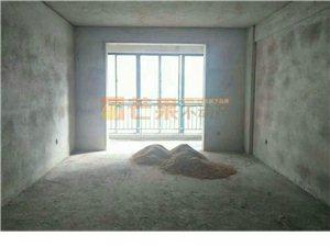 金泰领秀城全新毛坯三房采光通透性效果非常好