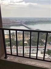 最佳楼层河景房,滨河新城,双阳台3室2厅2卫97万元