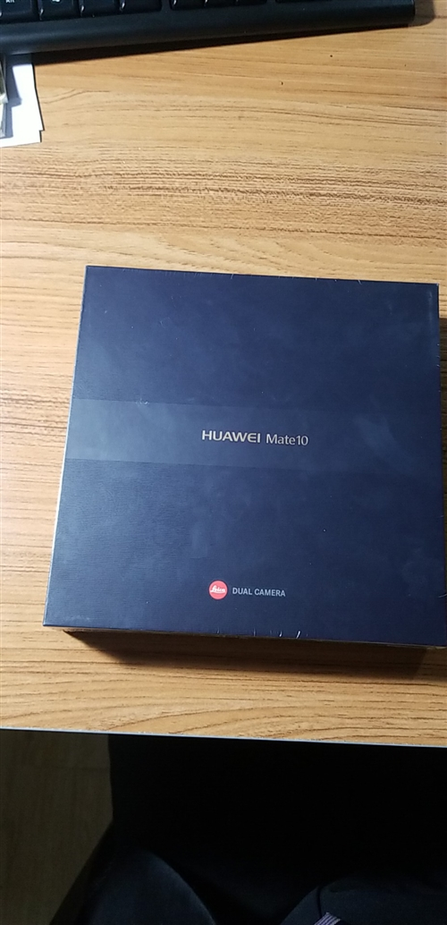 HUAWEIMATE10全新未拆封4G+64G亮黑色 华为MATE10全新未拆封4G+64G亮黑色...