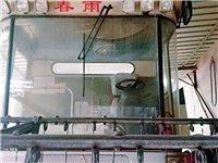 大型春雨小麦联合收割机