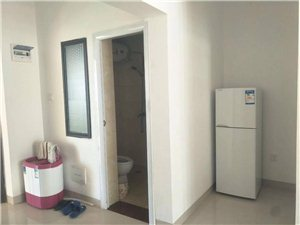 珠江花园1室1厅1卫1500元/月