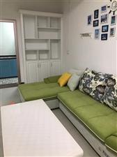 谷山新城旁2室1厅2卫1500元/月