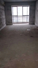 看河景的中等楼层毛坯房特价急售3室2厅2卫98万元