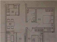 观筑一号2室2厅1卫58万元首付18万学区房