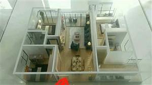 锦港华府3室2厅2卫82万元