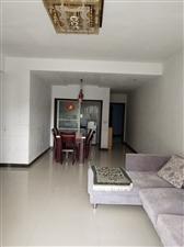 江畔人家精装修106平米3室2厅1卫60万元