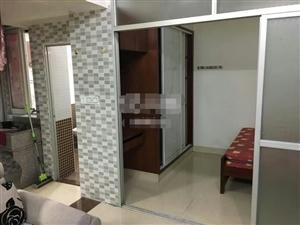 阳光城精装修,高层1室 1厅 1卫1200元/月