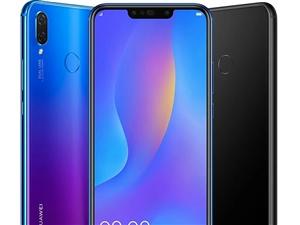 华为蓝楹紫nova3i    4G+128GB  全新1700