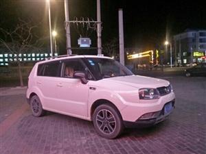 中兴C3小型SUV,1.5L三菱发动机