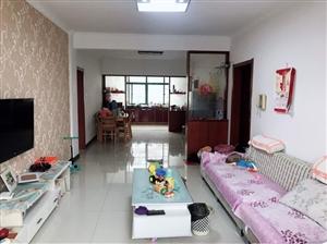 北岛桐城人家精装修三室两厅户型方正性价比超高