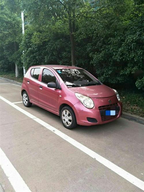 现有一辆铃木小型轿车,本人一手车,车况极佳,现转让