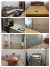 望海国际精装3室2厅拎包入住2000元/月
