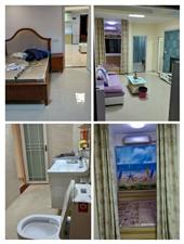 兆南熙园精装2室2厅拎包入住1300元/月