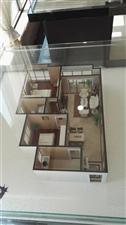 西城国际21层2室 2厅 1卫38.18万元