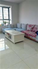 大顺花园3室2厅2卫1200元/月带家具!
