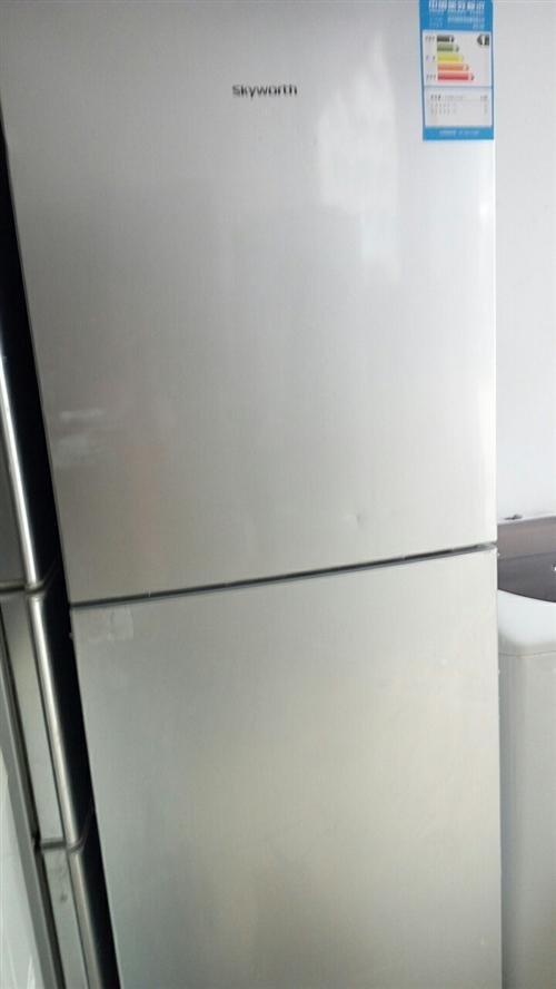 长期出售二手全自动洗衣机.冰箱.冰柜