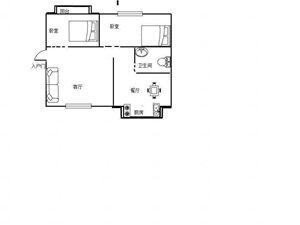 9446金辉小区2室1厅1卫22万元