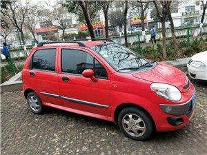 出售奇瑞QQ红色轿车一辆1万元