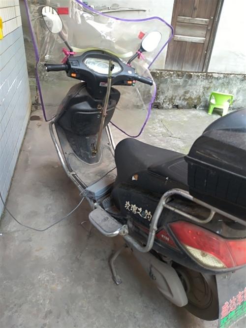 两轮电瓶车一个,玫瑰之约,72伏,电瓶还可以,可以骑个30公里以上,需要的电联(1598266459...
